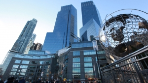 Time Warner Center & The Shops at Columbus Circle