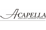 Acapella speakers