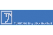 Turntables by Jean Nantais