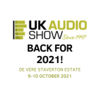The UK Audio Show is back for 2021 and it's better than ever!  Thumbnail