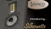LEGACY Audio Introduces Silhouette On-Wall Speaker  Thumbnail