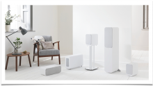 More than adding an i  - Bigger sound and premium design on Q Acoustics new 3000i loudspeaker series Thumbnail