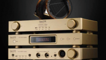 Questyle 'Golden' Reference Edition DAC/ headphone amplifier stack Thumbnail