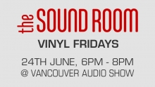 Vinyl Fridays Presented by The Sound Room. Thumbnail