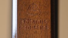Soltanus Acoustics proudly presents the world's first crossoverless multipanel electrostatic loudspeaker. Thumbnail