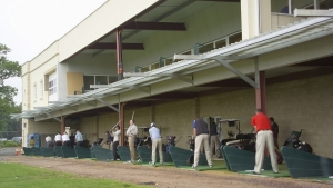 Two Tier covered floodlit Driving Range with Power-Tees Thumbnail