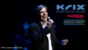 John Paul Young - Australian Musical Icon at the Australian Hi Fi and AV Show  Thumbnail