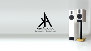 Kerr Acoustic will be unveiling their new K320 floor-standing speakers Thumbnail