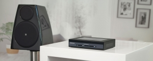 New Meridian 210 Music Streamer to feature at UK Audio Show Thumbnail