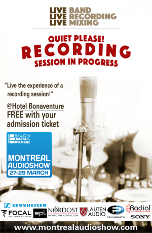 """""""Live the experience of a recording session!"""" Thumbnail"""