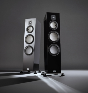 Marten Getz mk2 loudspeaker makes its US debut at the show! Thumbnail