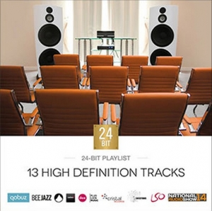 QOBUZ OFFER - The first 250 visitors will receive an exclusive National Audio Show High Definition Album. Thumbnail