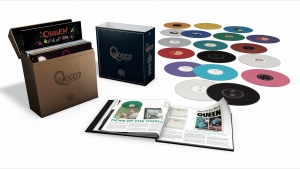 """Clarity and Universal Music Present the UK Preview of  """"Queen: The Studio Collection"""" at the National Audio Show Thumbnail"""