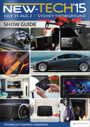 View the FREE digital version of the New-Tech '15 Show Guide now!  Thumbnail