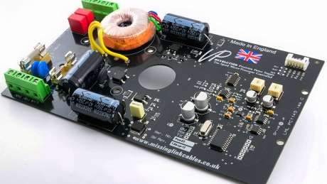 Official Launch of the Vinyl Passion Revolution Power supply at this years show Thumbnail