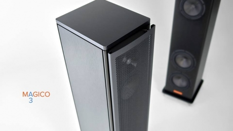 New York unveiling of the new Magico A3 Loudspeaker Thumbnail