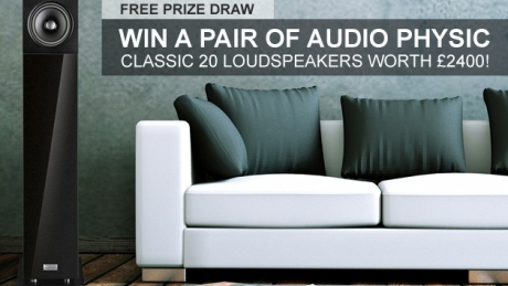 Win a pair of Audio Physic Classic 20 loudspeakers worth £2400! Thumbnail
