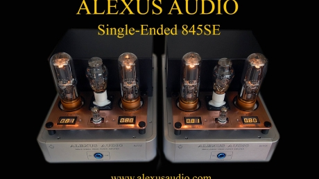 Come and experience the new monoblocks from Alexus Audio in room 710 Thumbnail