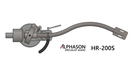 Alphason Specialist Audio to launch new HR-200S Reference Tonearm at the UK Audio Show! Thumbnail