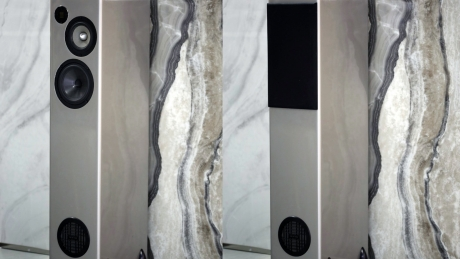 New Compact  Floorstander  from Bache Audio  - Lexington-001  for NYC apartments Thumbnail