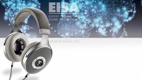 EISA HIGH END HEADPHONE 2018 - 2019 Thumbnail