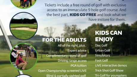 Golf Linx Live 2015 – The Golf show for everybody! Thumbnail