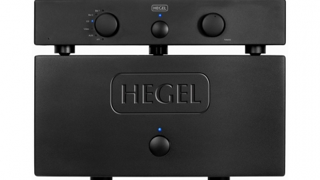 Hegel h30 mono block 1100 watts of raw power and Hegel Reference Dac Thumbnail