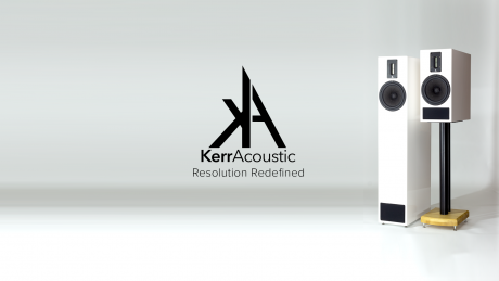 Debut outing for new Kerr Acoustic speakers Thumbnail