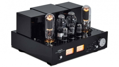 Single Ended Triode Integrated Vacuum Tubes Amplifier from Line Magnetic - LM 508IA Thumbnail