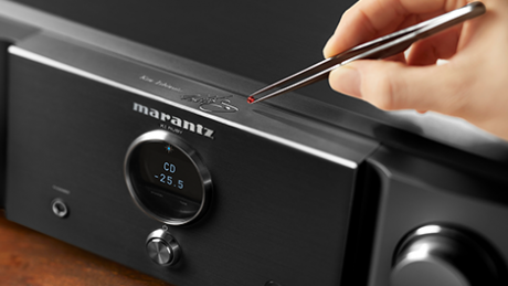 Value Electronics Debuts Marantz's Ruby Signature Reference Player and Amp in Room 902 Thumbnail