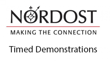 Nordost timed demonstrations taking place in Room 624 Thumbnail
