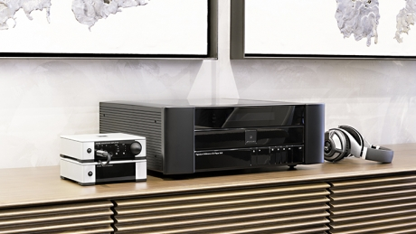 Meridian 808V6 Signature Reference CD player - Canadian Debut Thumbnail