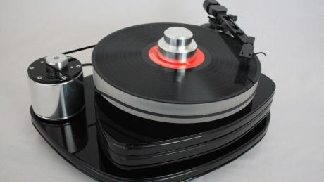 The new Prelude turntable from Oxford based Planalogue Thumbnail