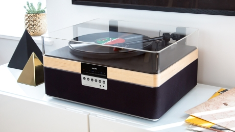 The All-In-One Turntable System Reimagined For Today's Vinyl Enthusiast Thumbnail