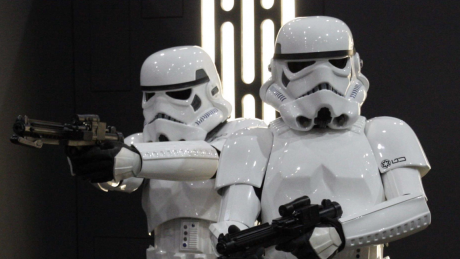 Star Wars Characters make guest appearance Thumbnail