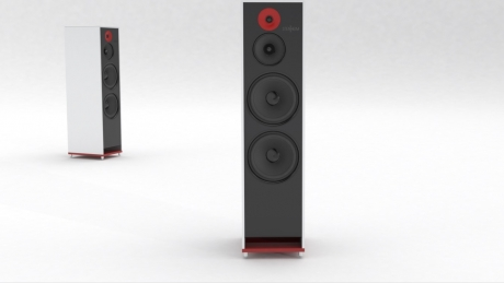Sound by Singer introduces the  Stenheim Alumine 3 speaker system in room 700 Thumbnail