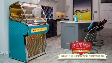 Sound Leisure Juke Boxes to feature at Stylus 17 Thumbnail